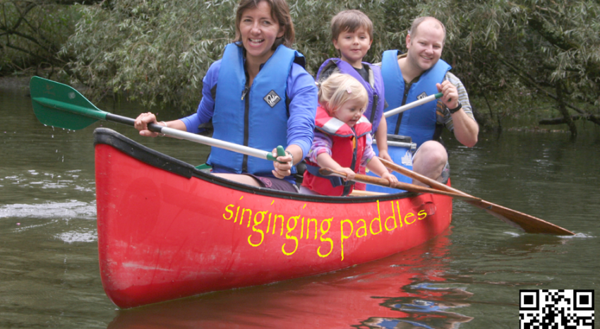 Singing Paddles